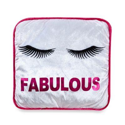 Pink Dot Pillow