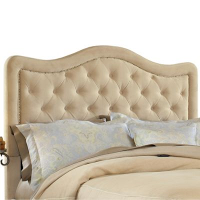 Hillsdale Trieste King Headboard in Pewter