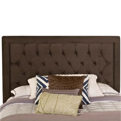 Hillsdale Kaylie Queen Headboard in Pewter
