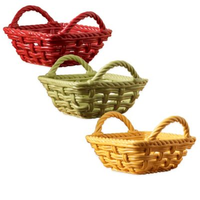 Christmas Bread Basket
