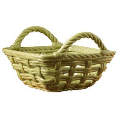 Green Bread Basket