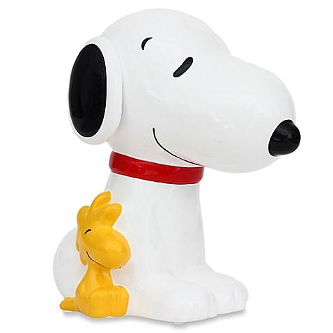 Peanuts 174 Snoopy Piggy Bank Bed Bath Amp Beyond