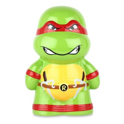 Nickelodeon™ Teenage Mutant Ninja Turtle Piggy Bank