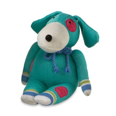 Baby Dog Plush Toy