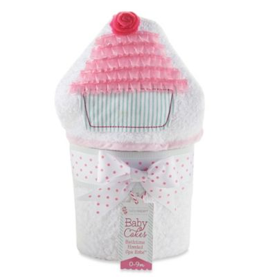 Baby Aspen Baby Cakes Hooded Spa Towel