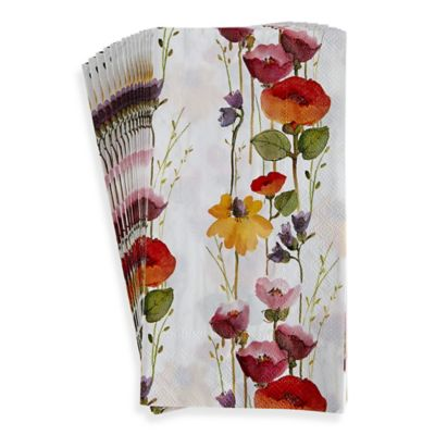 Jewel 16-Count Guest Towels