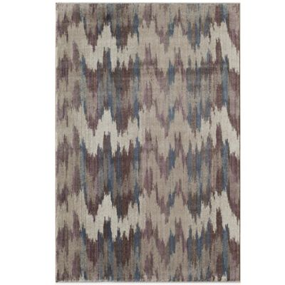 Rugs America Tahoe Ikat 2-Foot x 3-Foot Rug in Multicolor