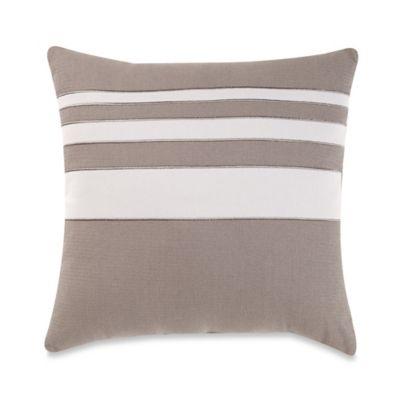 White a Throw Pillow