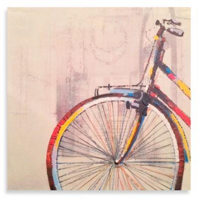 Cycle I Canvas Wall Art