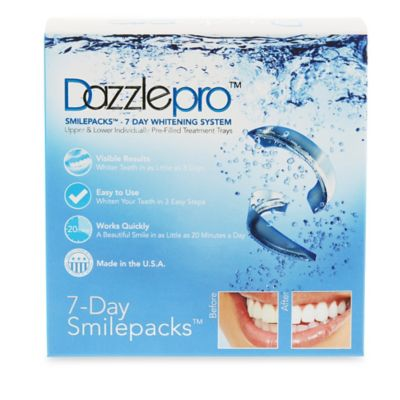Dazzlepro™ 7-Day Smilepacks™