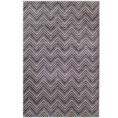 Rugs America Tahoe 2-Foot x 3-Foot Area Rug in Lilac