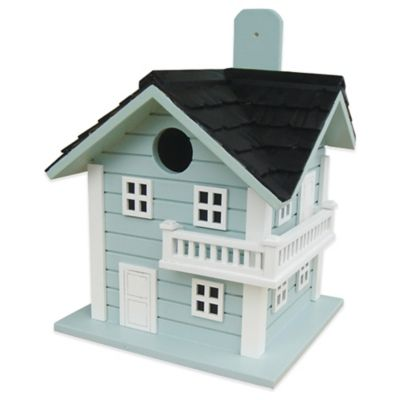 Home Bazaar Surf City Beach House Birdhouse