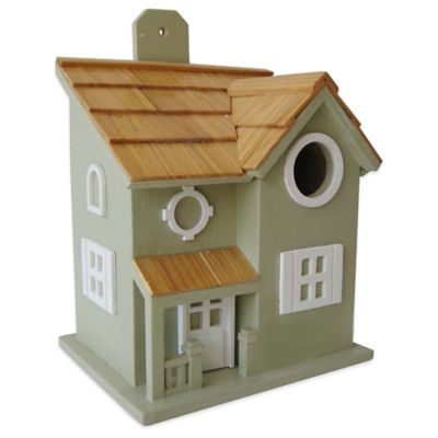 Home Bazaar Nestling Cottage Birdhouse