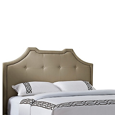Buy Powell Crown Button Tufted King Headboard From Bed