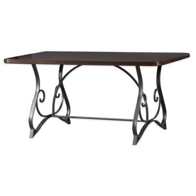 Powell Hamilton Rectangle Dining Table