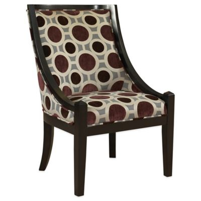Powell High Back Accent Chair