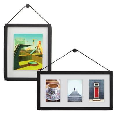 Umbra® Corda 11-Inch x 14-Inch Photo Display in Black