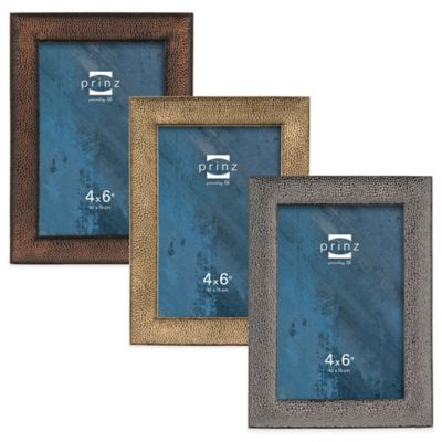 Antique Gun Metal Picture Frames