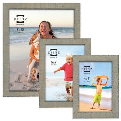 Prinz Sweet Water 4-Inch x 6-Inch Wood Picture Frame in Natural