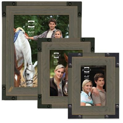 Prinz Brody 4-Inch x 6-Inch Wood Picture Frame in Natural