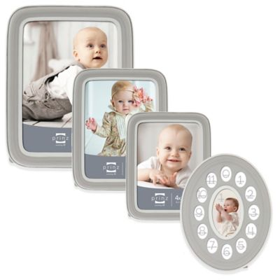 Grey Multi Picture Frames
