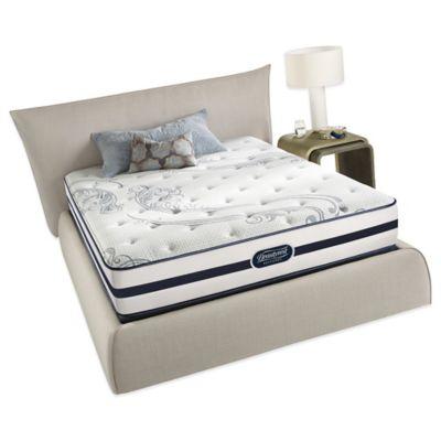 Beautyrest® Recharge® Windchase Plush Queen Mattress Set