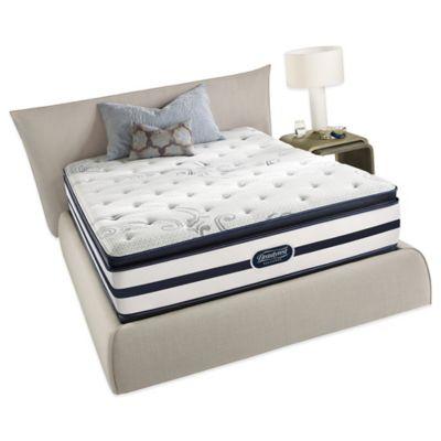 Beautyrest® Recharge® Windchase Plush Pillow Top Twin XL Mattress Set