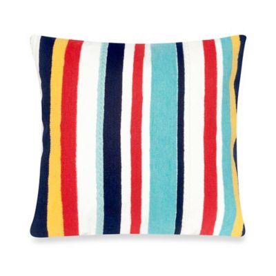 20-Inch Stripe Pillow