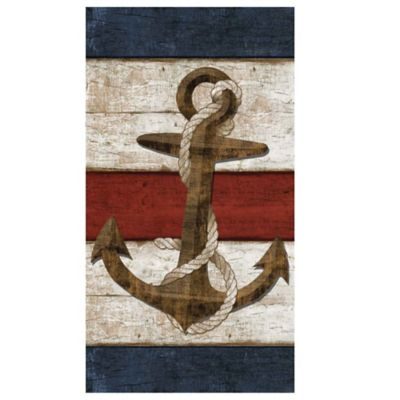 Anchor 16-Count 3-Ply Paper Guest Towels