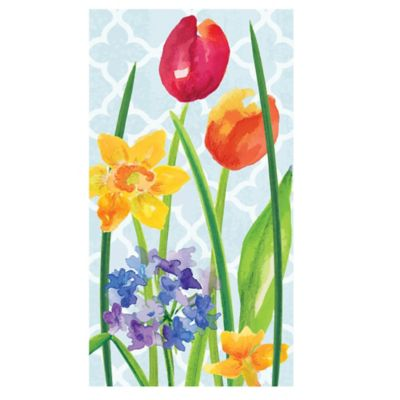 Garden Joy 16-Count 3-Ply Paper Guest Towels