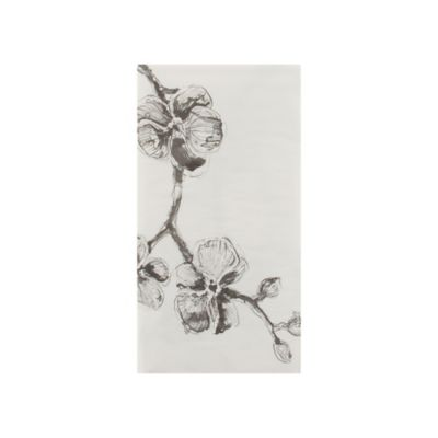 Black Orchid 16-Count 3-Ply Paper Guest Towels