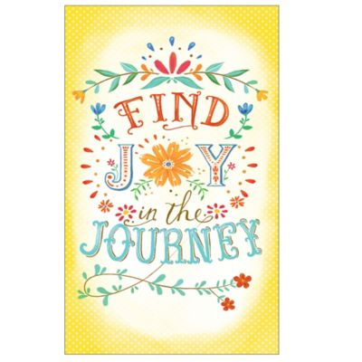 """Find the Joy"" 16-Count 3-Ply Paper Guest Towels"