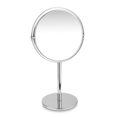 5X Sphere Vanity Mirror in Chrome