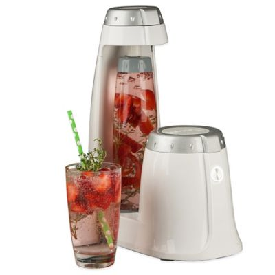 Bonne O Carbonated & Mixed Beverage Appliance in White