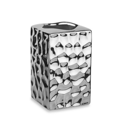 Taymor® Chrome Crush Toothbrush Holder