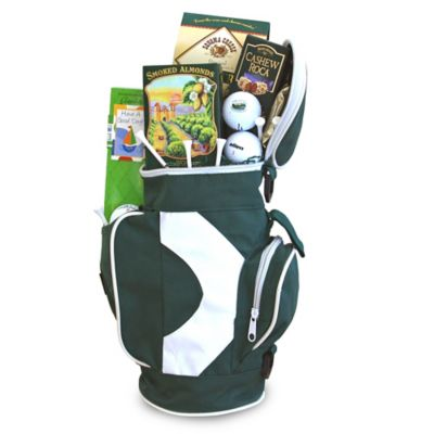Caddy Snack Gourmet Gift Golf Bag
