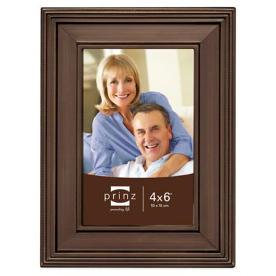 6 inches Bronze Frame