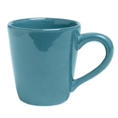 Sonoma Coffee Mug in Turquoise