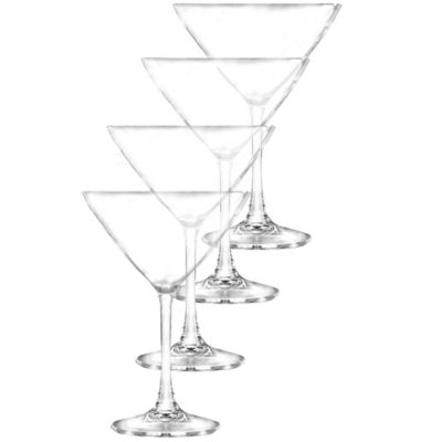 Wine Enthusiast® Martini Glasses (Set of 4)