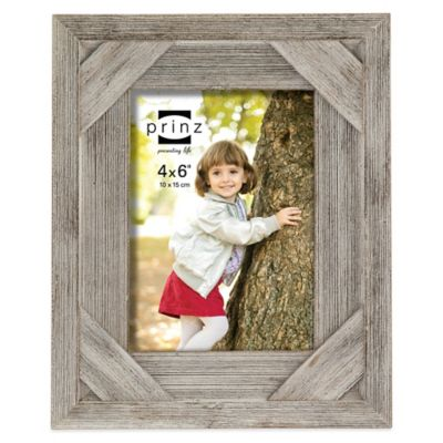 """4"""" x 6"""" White Picture Frame"""