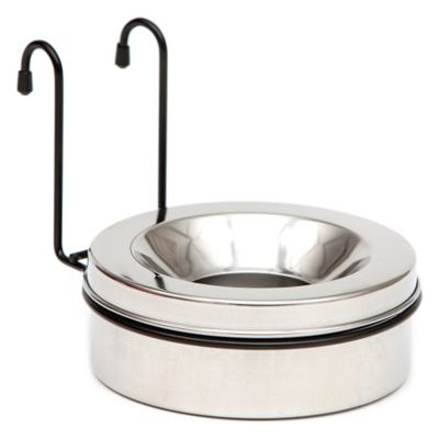 4X4 North America, Inc. Variocage Spill Proof Water Bowl with Hanger