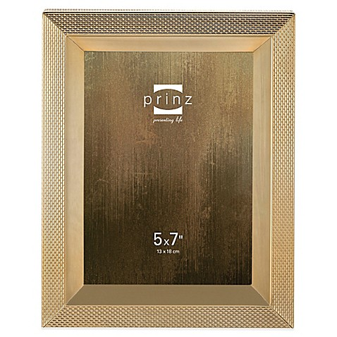 Buy Prinz Sheridan 5 Inch X 7 Inch Metal Picture Frame In