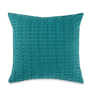 Anthology™ Sierra Square Throw Pillow in Teal