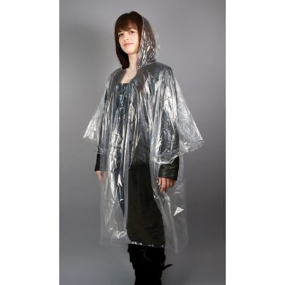Travelon Emergency Rain Poncho
