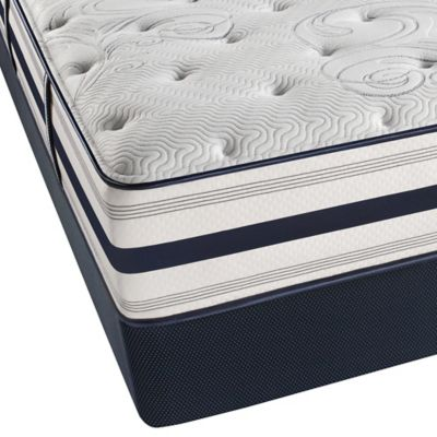 Simmons® Beautyrest® Recharge® Ultra Carramore Plush Queen Mattress Set