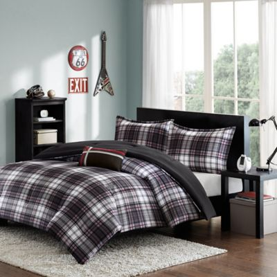 Harley Reversible Full/Queen Comforter Set