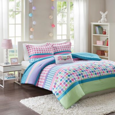 Katie Full/Queen Comforter Set