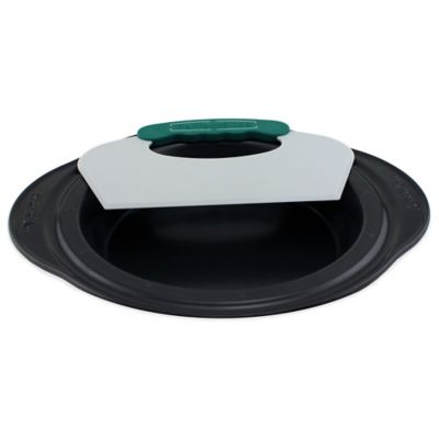 BergHOFF® PerfectSlice 9-Inch Pie Pan with Tool