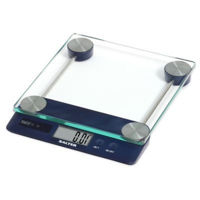 Salter Touchless Tare Digital Kitchen Food Scale