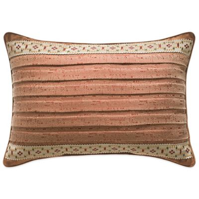 Croscill Arizona Pleated Boudoir Throw Pillow
